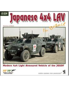 Japanese 4X4 LAV in Detail, WWP