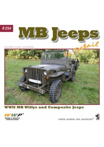 MB Jeeps in Detail, WWP