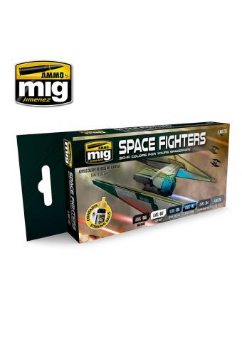 Space Fighters, AMMO