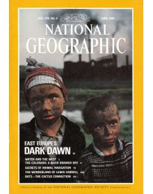 National Geographic Vol 179 No 06 (1991/06)