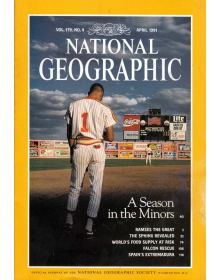 National Geographic Vol 179 No 04 (1991/04)