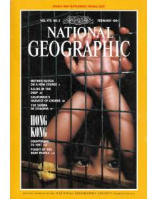 National Geographic Vol 179 No 02 (1991/02)