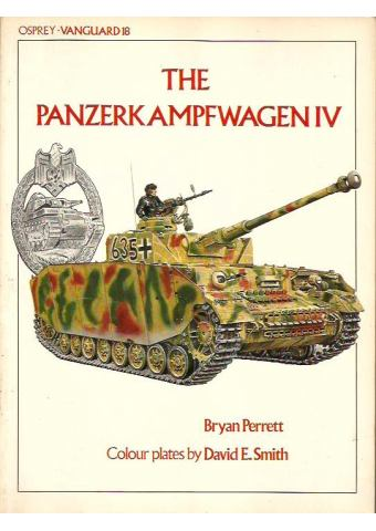 The Panzerkampfwagen IV, Vanguard 18
