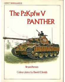 The Pzkpfw V Panther, Vanguard 21