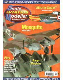 Scale Aviation Modeller International 1998/10 Vol 04 Issue 10