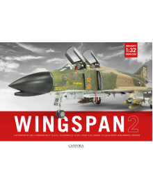 Wingspan Vol.2: 1/32 Aircraft Modelling, Canfora
