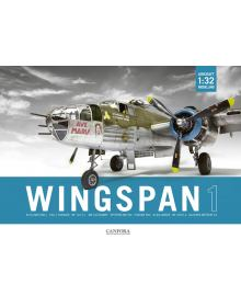 Wingspan Vol.1: 1/32 Aircraft Modelling, Canfora