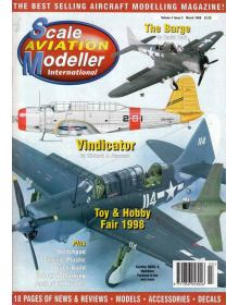 Scale Aviation Modeller International 1998/03 Vol. 04 Issue 03