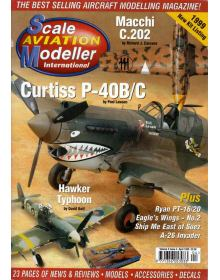 Scale Aviation Modeller International 1999/04, Vol. 05 Issue 04