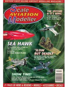 Scale Aviation Modeller International 1996/03 Vol. 02 Issue 03