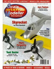 Scale Aviation Modeller International 1998/06 Vol. 04 Issue 06