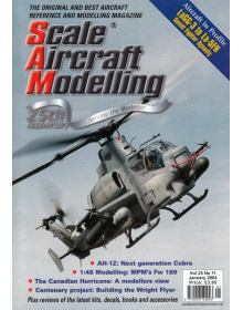 Scale Aircraft Modelling 2004/01 Vol 25 No 11