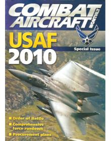 Combat Aircraft Special Issue: USAF 2010