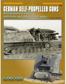 German Self-Propelled Guns, Armor at War no 7022, Concord