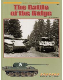 The Battle of the Bulge, Armor at War no 7045, Concord