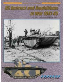 US Amtracs and Amphibians at War 1941-45, Armor at War no 7032, Concord
