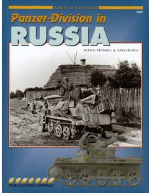 Panzer Division in Russia, Armor at War no 7047, Concord