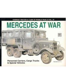 Mercedes at War, Schiffer