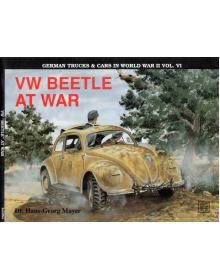 VW Beetle at War