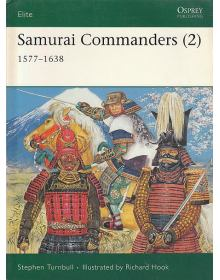 Samurai Commanders (2), Elite No 128, Osprey
