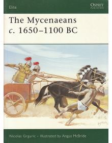 The Mycenaeans c. 1650-1100 BC, Elite No 130, Osprey