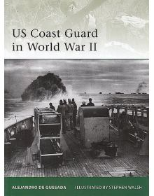US Coast Guard in World War II, Elite No 180, Osprey