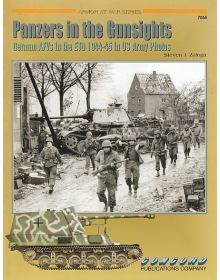 Panzers in the Gunsights, Armor at War no 7055, Concord