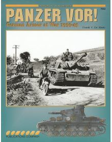 Panzer Vor!, Armor at War no 7053, Concord