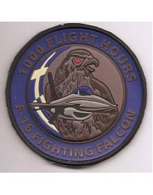 F-16 Fighting Falcon - 1000 Flight Hours (low visibility)