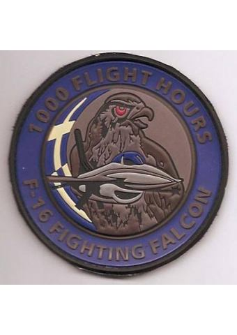 HAF F-16 Fighting Falcon - 1000 Flight Hours (low visibility)
