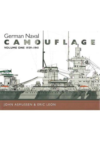 German Naval Camouflage - Volume 1