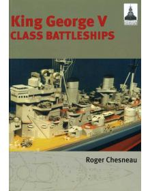 King George V Class Battleships, Shipcraft No 2