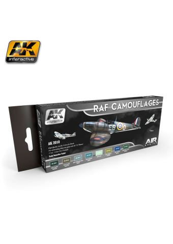 RAF Camouflages, AK Interactive
