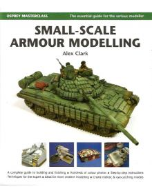 Small-Scale Armour Modelling, Alex Clark