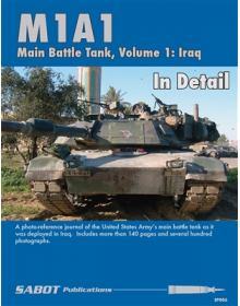 M1A1 in Detail Volume 1: Iraq, Sabot