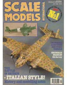 Scale Models 1992/07