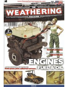 The Weathering Magazine 04: Engines, Fuel & Oil