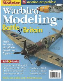 Fine Scale Modeler - Special Issue 2005: Warbird Modeling