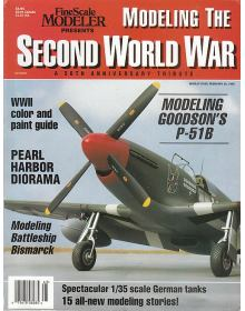 Fine Scale Modeler - Special Issue 1995: Modeling the Second World War