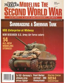 Fine Scale Modeler - Special Issue 1996: Modeling the Second World War