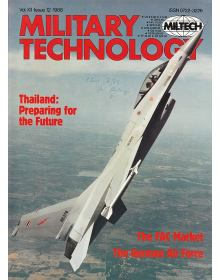Military Technology 1988 Vol XII Issue 12