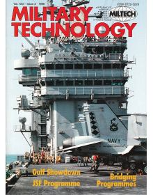 Military Technology 1998 Vol XXII Issue 03