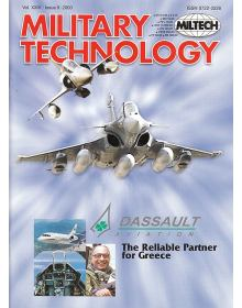 Military Technology 2000 Vol XXIV Issue 09