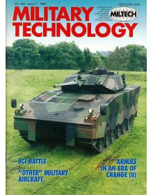 Military Technology 1998 Vol XXII Issue 07