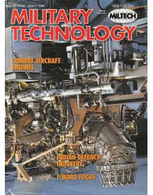 Military Technology 2004 Vol XXVII Issue 07