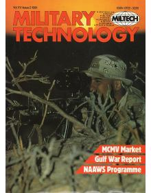 Military Technology 1991 Vol XV Issue 02