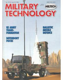 Military Technology 2004 Vol XXVII Issue 10