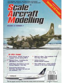 Scale Aircraft Modelling 2001/05 Vol 23 No 03