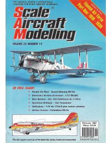 Scale Aircraft Modelling 2001/02 Vol 22 No 12