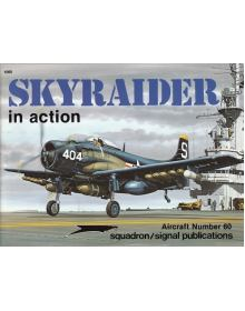 Skyraider in Action